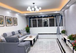 老城区繁华地段,全新现代豪华装修4房仅售98万