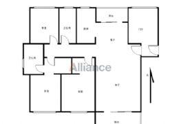 毅德融城四房2廳2130平米4室2廳2衛出售