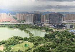 云星公园大观,湖景房,超大阳台,随时看房190万