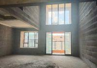 小区复式最便宜117平米5室2厅2卫出售