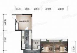 云星公园大观244平米6室2厅3卫出售