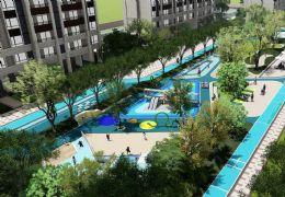 嘉福樾府五大公园环绕、周边学府云集筑梦孩子未来