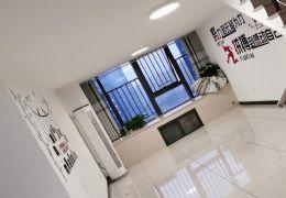 达芬奇54平复式写字楼售62万 现租2900