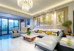 超级豪宅,一线江景电梯洋房,带500平米独家大露台
