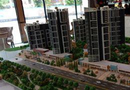九铭广场50平,中央湖景复式公寓,酒店包租运营