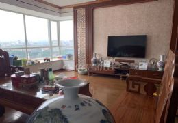 九方附近全线江景房中式装修包所有家具家电