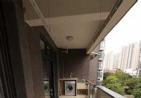 章江新區中海社區旁通透精裝三房,拎包入住隨時看房