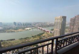 赣州顶级豪宅一线江景视野无敌大平层20米超级大阳台