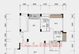 乾盛T1公馆136平米4室2厅2卫出售