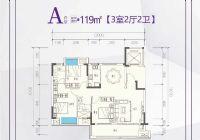 蓉江新区纯板楼 两梯两户 7米超大南阳台 值得拥有