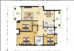 筍盤:鵬欣水游城132平米3室2廳滿五唯一178萬
