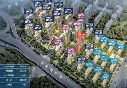 首付20萬 開發區嘉福住宅 高層洋房5種戶型等你