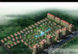 五龍桂圓別墅4層230萬單價8000帶花園80平