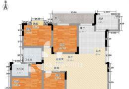 楊梅渡公園旁 錦繡星城 精裝三房出售