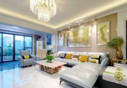 稀缺洋房別墅,全線江景花園,帶600平獨家露臺