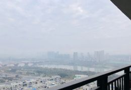 中海滨江壹号165平高层江景精装大4房  视野无底