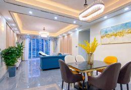 金洲城128平米3室2廳2衛出售