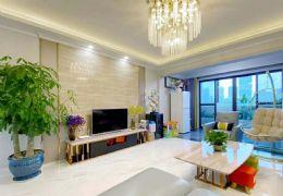 蓉江新区一线江景豪装洋房 带600平露台 4房2卫