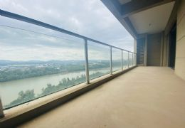 江山里一線攬江大平層,11米闊景陽臺,雙主臥陽光足