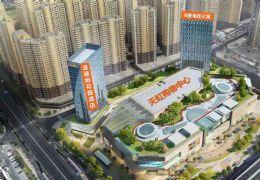水游城X公域 黃金地段 三層大獨棟商鋪