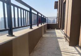 中海天玺高端顶复可做三层,南北通透带  露台