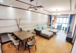 丽景江山 豪装三房 中央空调 采光好不临街不靠高架