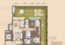 中海天玺462平米4室3厅3卫出售