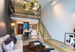滨江国际复式江景公寓 低总价可落户上学未来城市中心