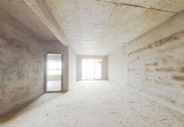 龙岭时代新城毛坯三房,户型方正,中间楼层,采光充足