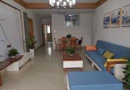 红旗大道120平米精装大三房二厅二卫有小区物业停车