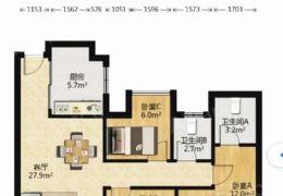 世纪花城89平米3室2厅1卫出售