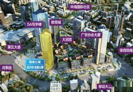达芬奇国际中心最高哪栋53平米带租约如图