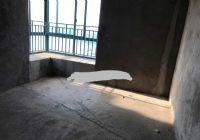 一线江景南北通透户型方正可以改四房