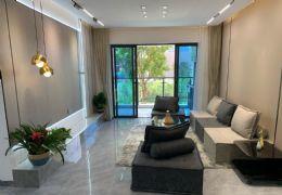 开发区台湾城豪装现代风格四房两厅两卫南北通透业主急