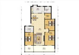 、、、低价出售官园里5号164平米4室2厅2卫