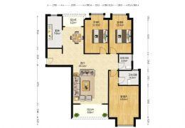 经开区 137平通透大3房 黄金楼层 超低价急售