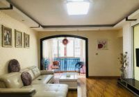 章江北滨江西苑电梯房108平米3室2厅2卫出售