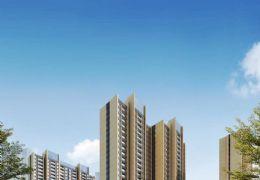章江新区唯一住宅新楼盘首付25万起买三房五房