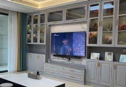 江边顶级豪宅 豪装4房拎包入住 带中央空调 急售