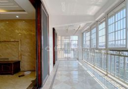 首付19万 !电梯房南北通透双阳台7米超大阳台 !
