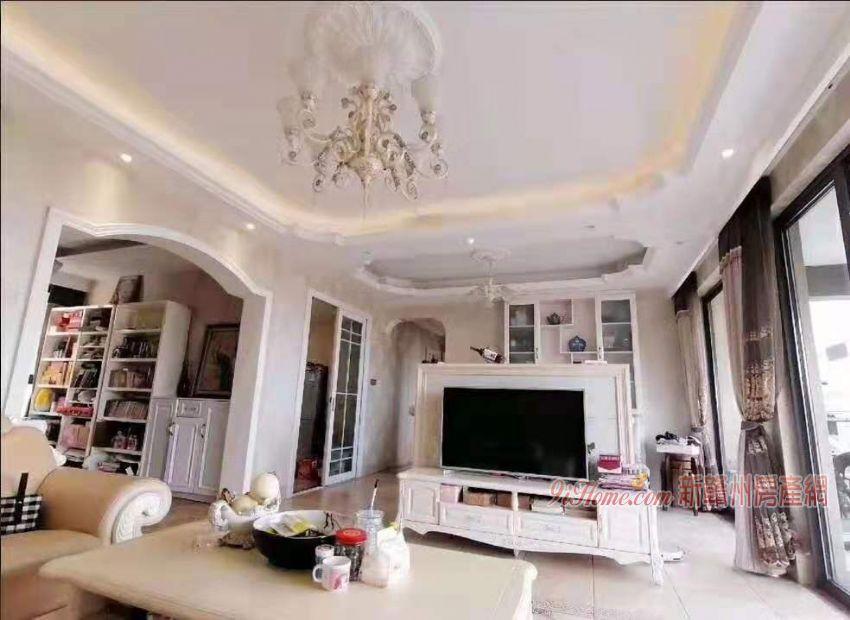 中航公元   豪装3+1房 业主急售169万高楼层_房源展示图0_新赣州房产网