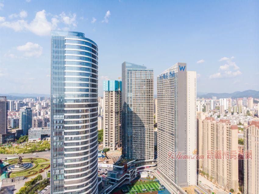 贛州中心新地標 中創國際全新高層寫字樓出售_房源展示圖2_新贛州房產網