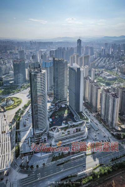贛州中心新地標 中創國際全新高層寫字樓出售_房源展示圖1_新贛州房產網