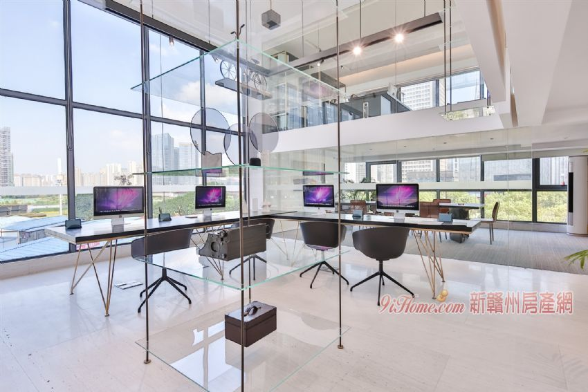贛州中心新地標 中創國際全新高層寫字樓出售_房源展示圖5_新贛州房產網