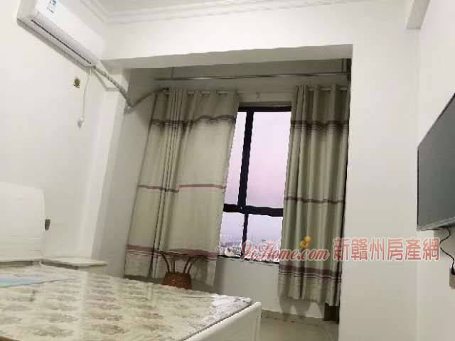万达广场对面 新都汇32平米精装一室,租金高于月供_房源展示图0_新赣州房产网