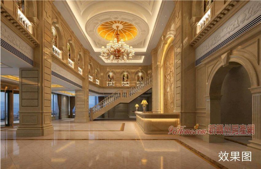 首付20多万买新区带15年租约酒店公寓_房源展示图0_新赣州房产网