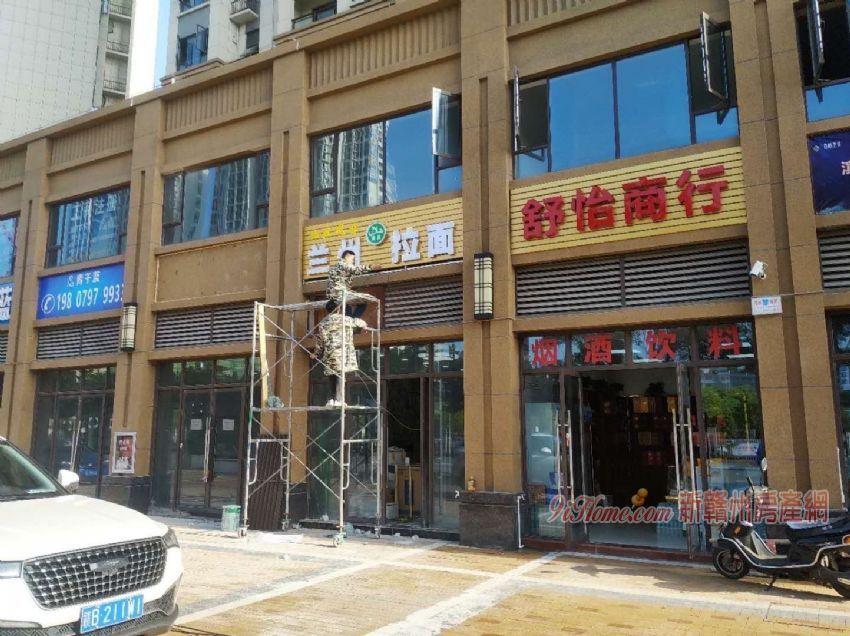 层高5.8米 滨江沿街铺 双门头 使用面积120_房源展示图4_新赣州房产网