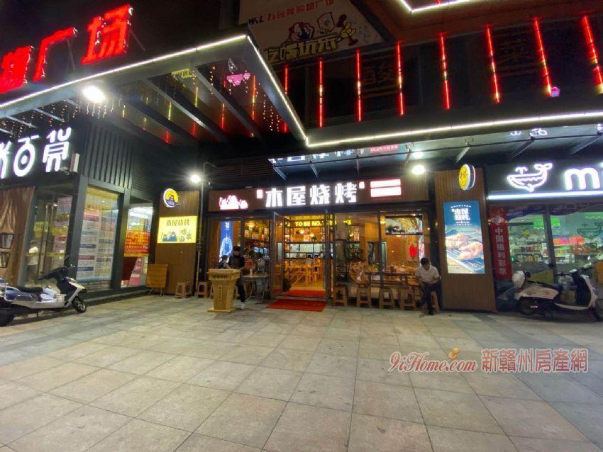 萬達廣場對面大型商業綜合體臨街商鋪帶租約出售_房源展示圖1_新贛州房產網