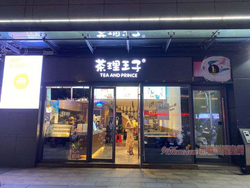 萬達廣場對面大型商業綜合體臨街商鋪帶租約出售_房源展示圖3_新贛州房產網
