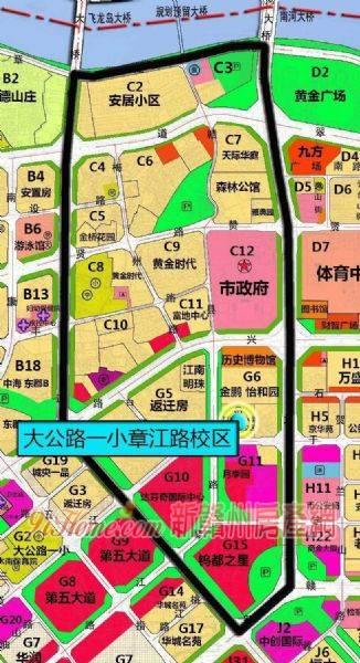 新區九方安居小區 新裝3房 僅59萬首付10萬起_房源展示圖3_新贛州房產網